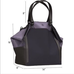 Betabrand large carry on tote